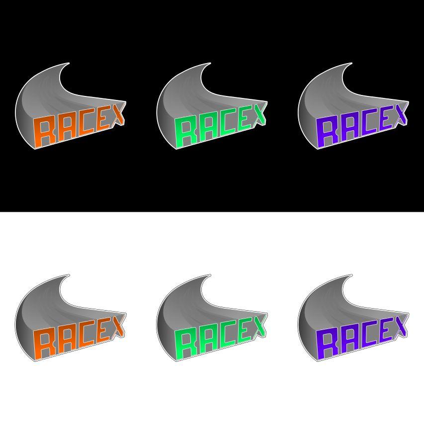 Логотип RaceX Telemetrics  - дизайнер waP9eloo