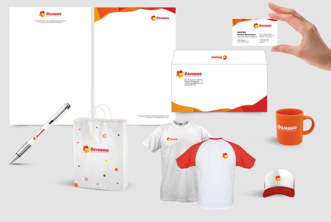 Разработка фирменного стиля (логотип готовый)  - дизайнер daniel79