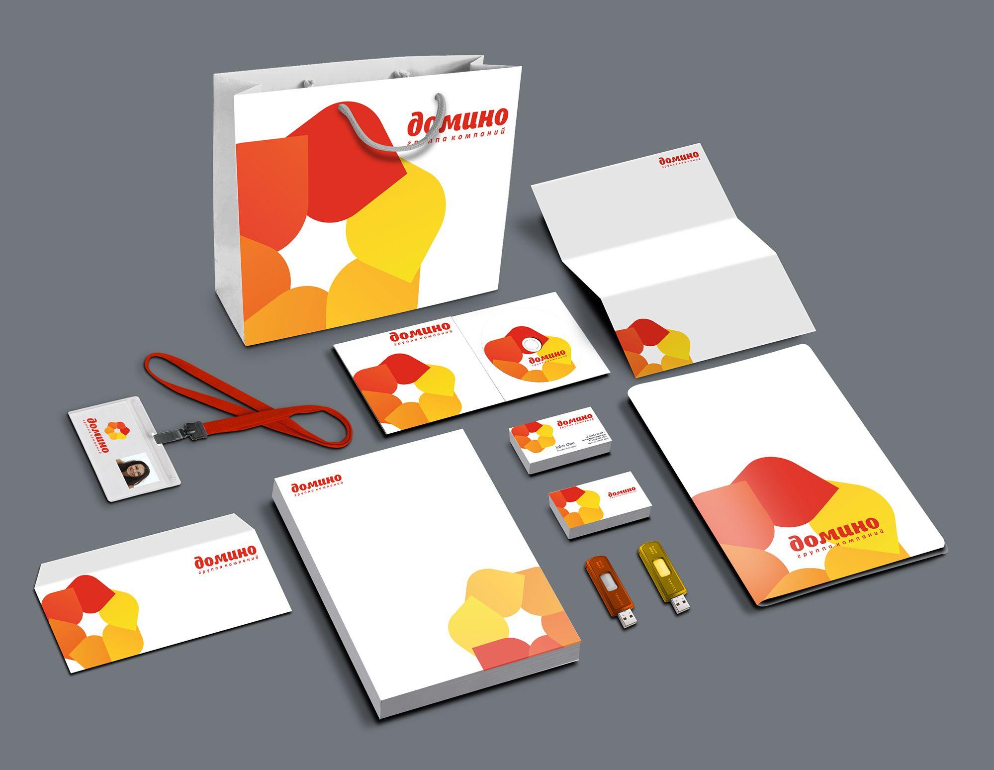Разработка фирменного стиля (логотип готовый)  - дизайнер AlexSh1978
