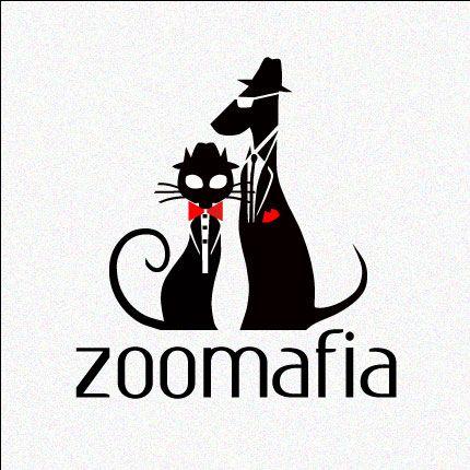 Логотип для интернет магазина зоотоваров - дизайнер harStorm