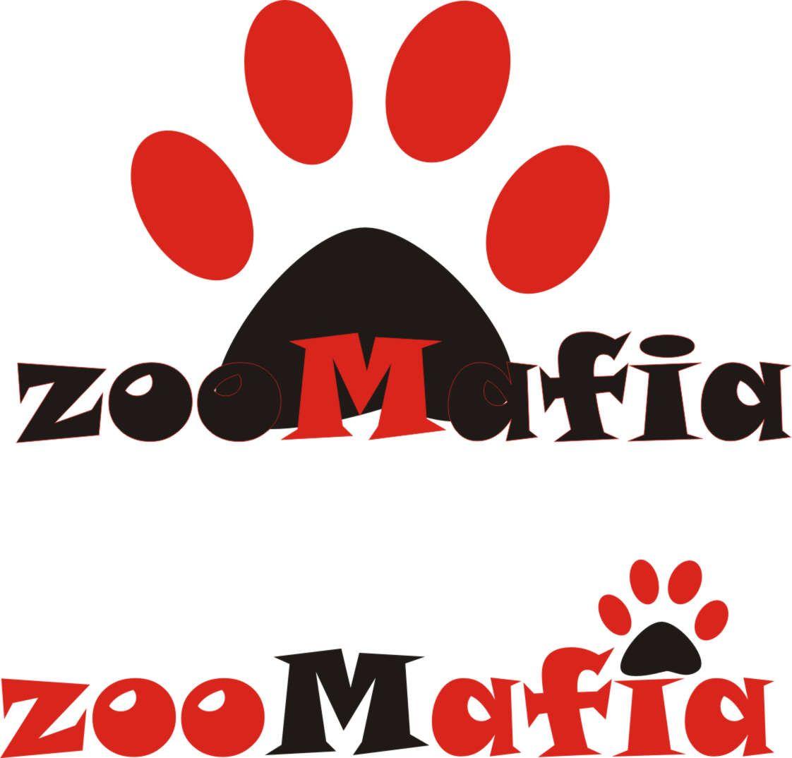 Логотип для интернет магазина зоотоваров - дизайнер Mara_2525