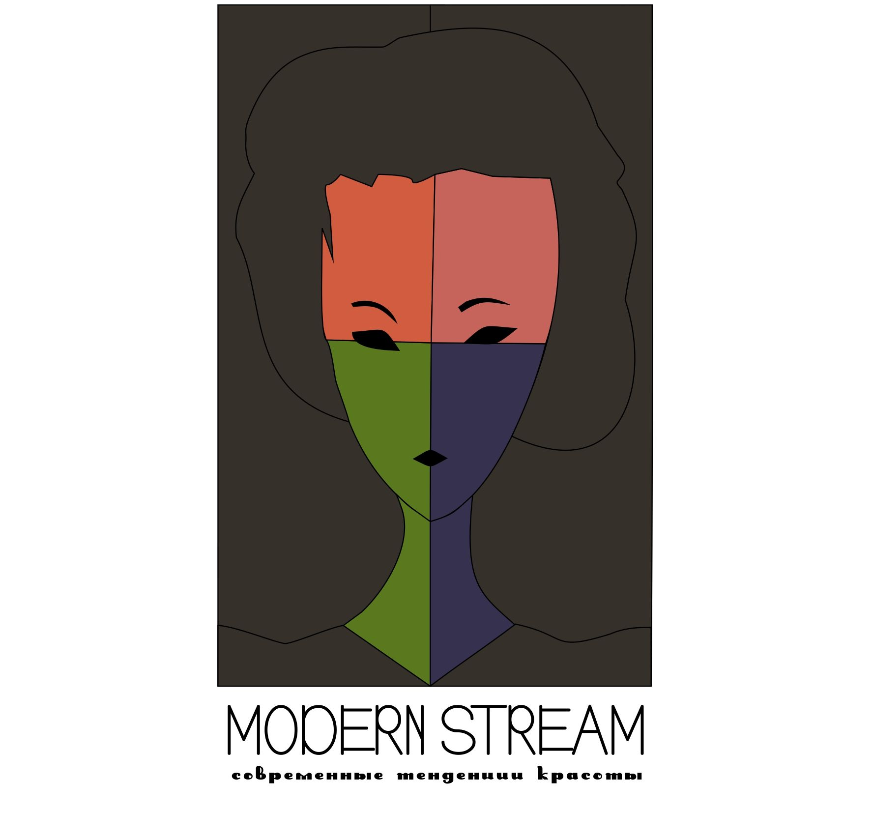 Лого и фирменный стиль для студии красоты - дизайнер markosov