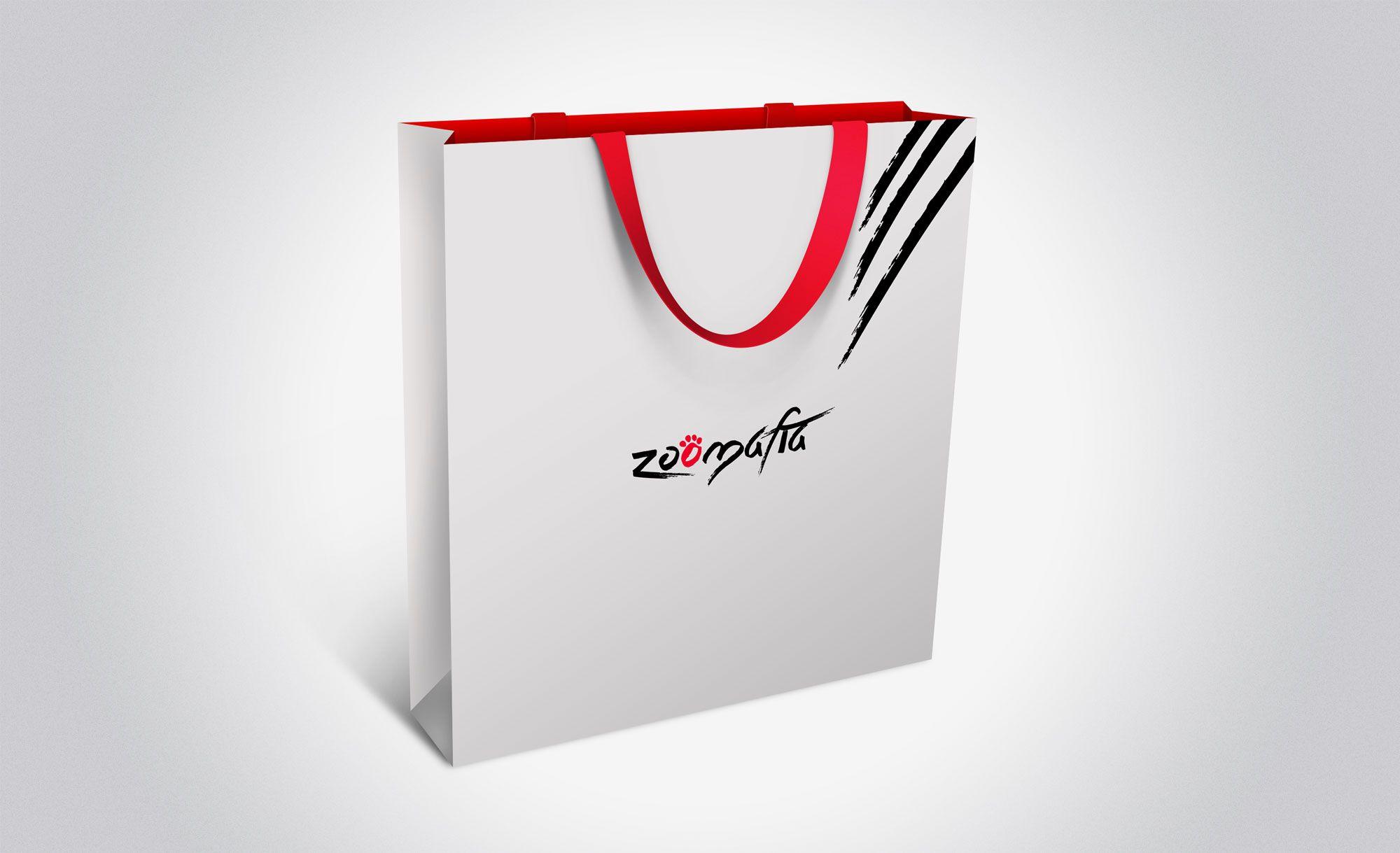 Логотип для интернет магазина зоотоваров - дизайнер TanOK1