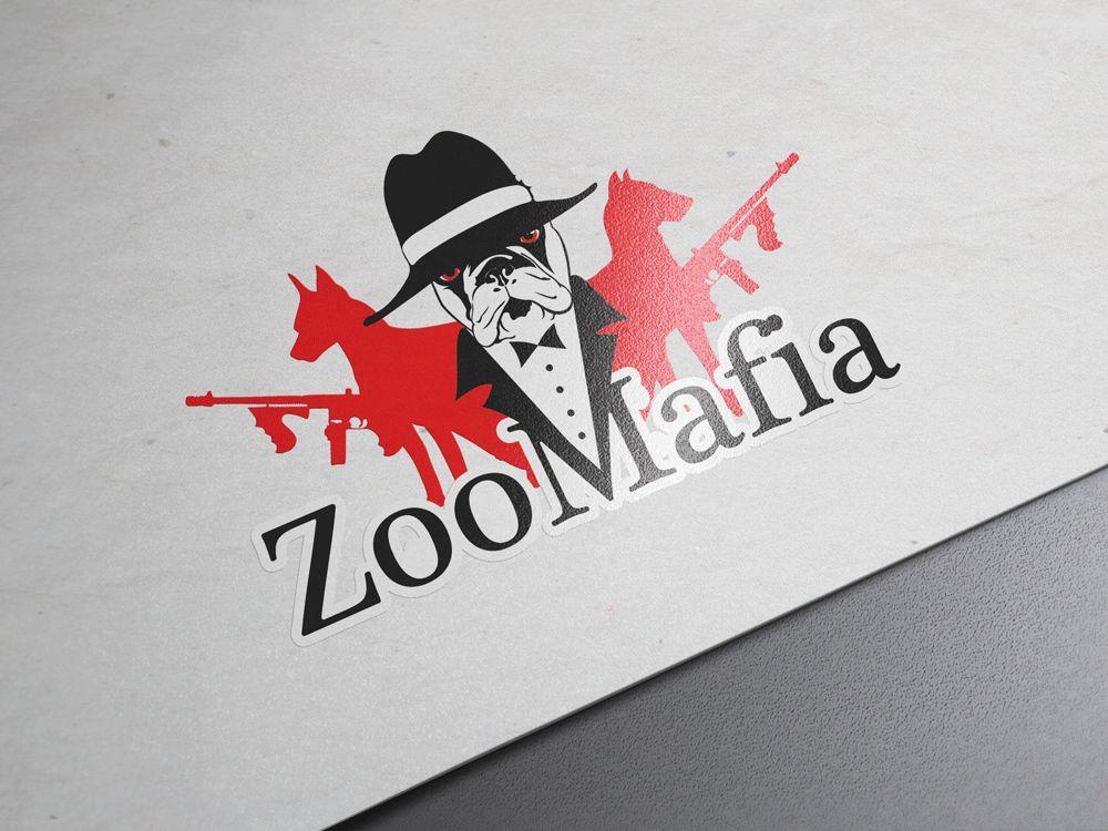 Логотип для интернет магазина зоотоваров - дизайнер lion_design