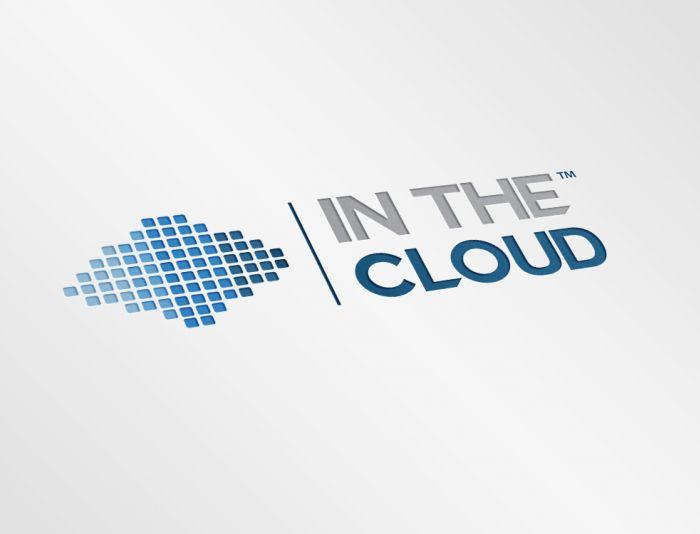 Логотип ИТ-компании InTheCloud - дизайнер Fuzz0