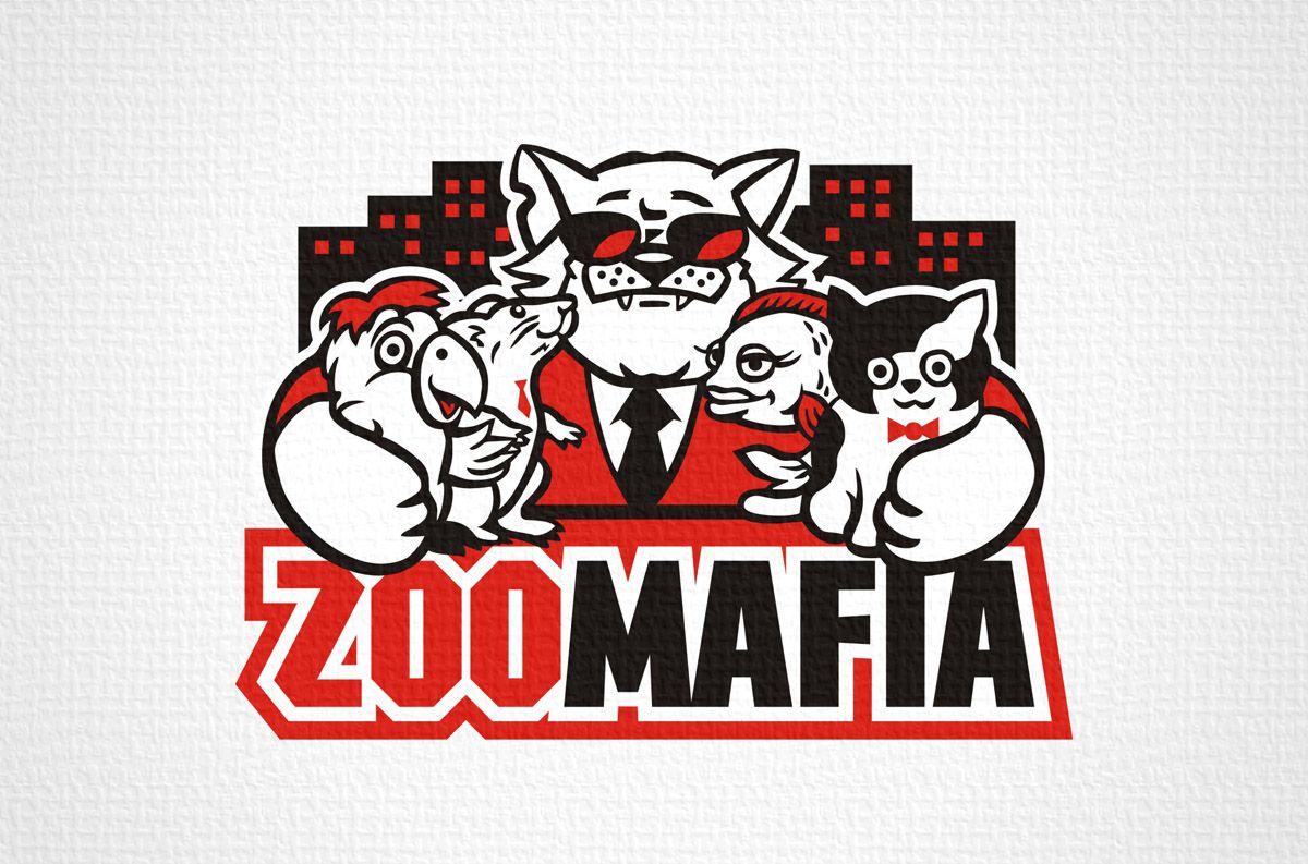 Логотип для интернет магазина зоотоваров - дизайнер Zheravin