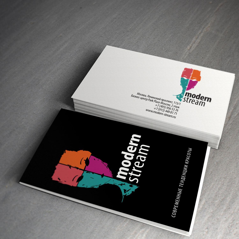 Лого и фирменный стиль для студии красоты - дизайнер nastasidiz