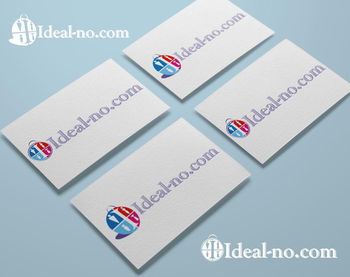 Логотип ideal-no.com - дизайнер LLight