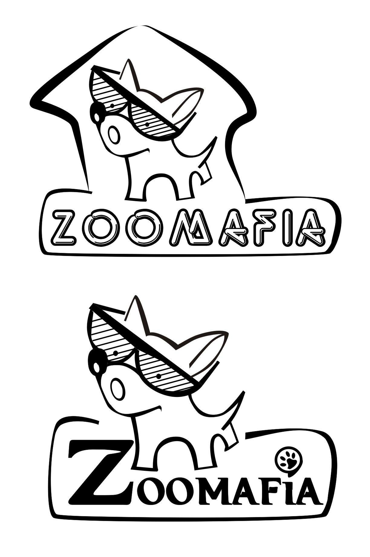 Логотип для интернет магазина зоотоваров - дизайнер Mahalilla