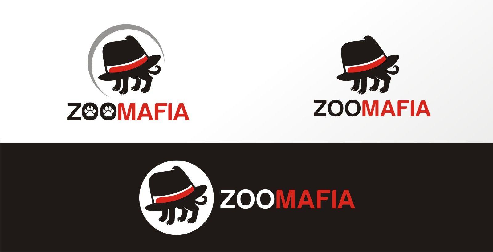 Логотип для интернет магазина зоотоваров - дизайнер ideograph