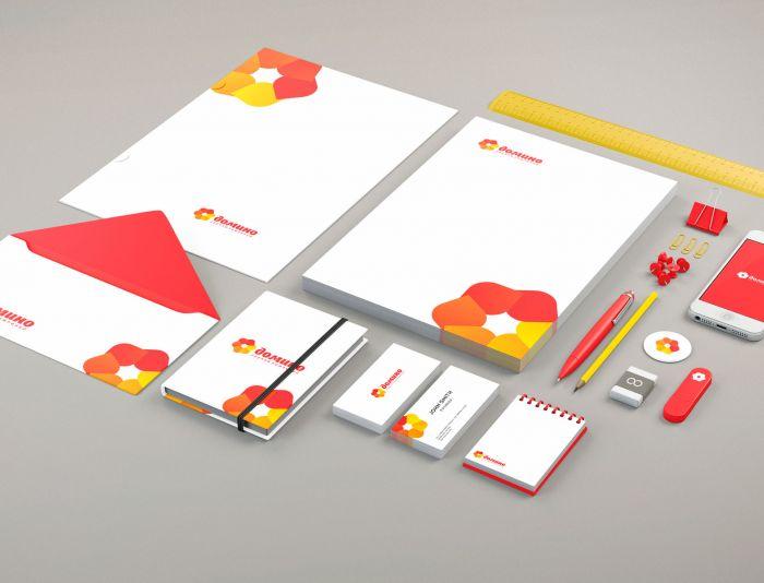 Разработка фирменного стиля (логотип готовый)  - дизайнер TanOK1