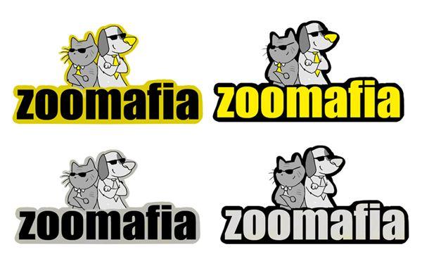 Логотип для интернет магазина зоотоваров - дизайнер Lyudmila-K