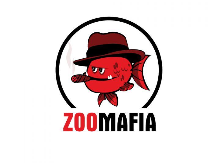 Логотип для интернет магазина зоотоваров - дизайнер monika