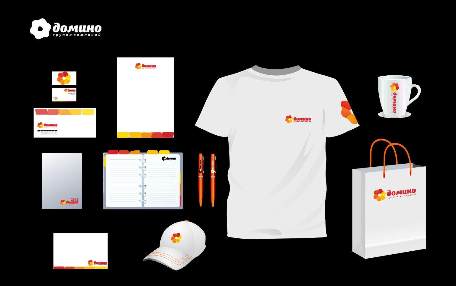 Разработка фирменного стиля (логотип готовый)  - дизайнер panama906090