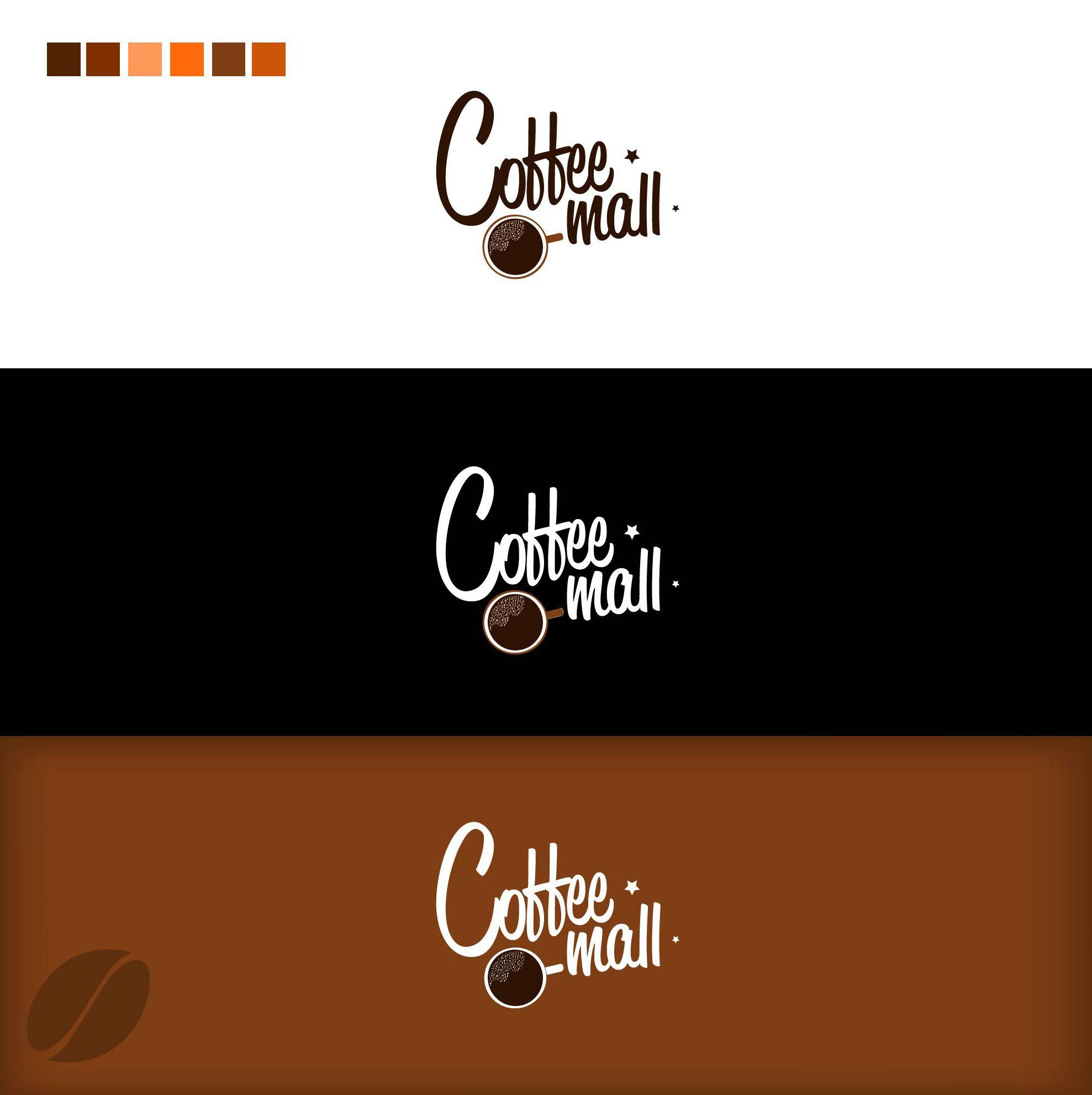 Фирменный стиль для компании КофеМолл - дизайнер Fuzz0