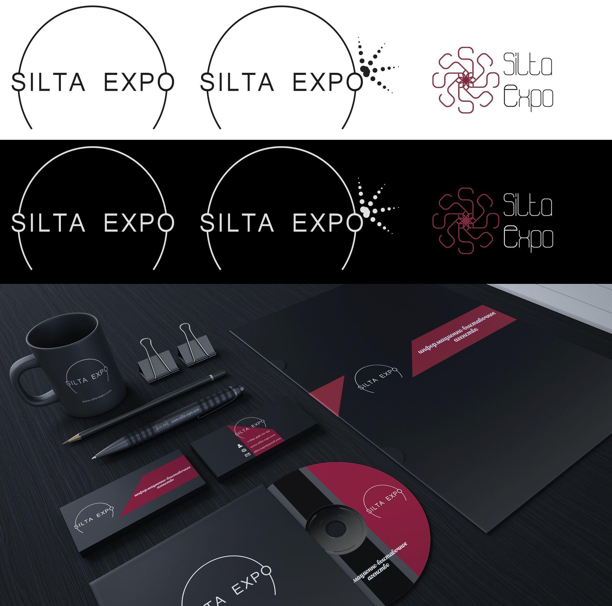 Логотип для Информационно-выставочного агентства - дизайнер VeronikaVlad