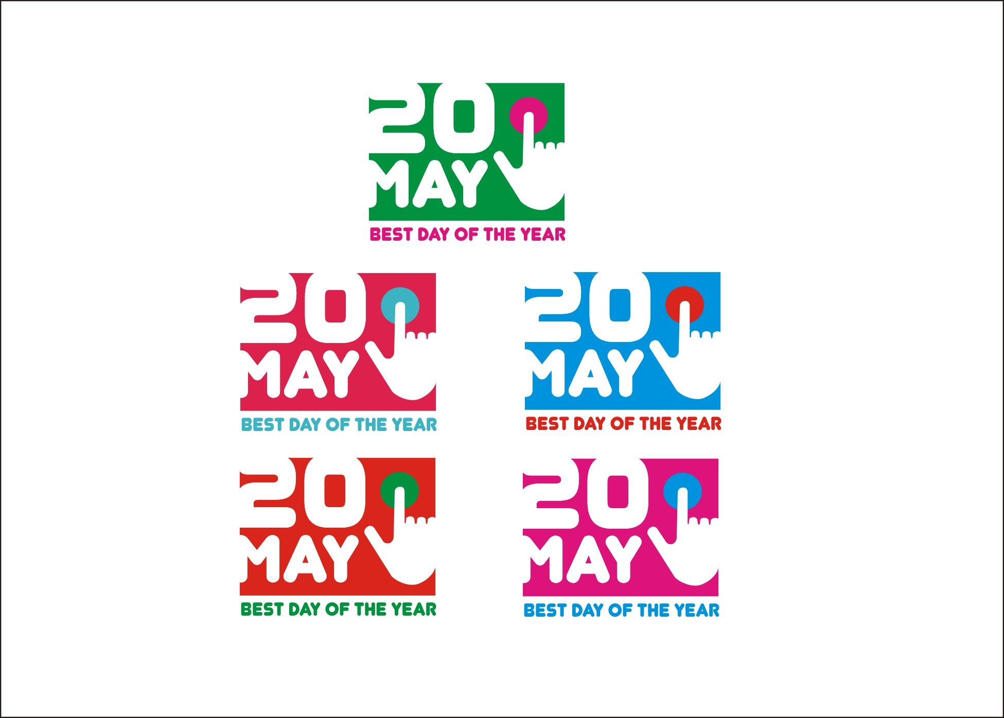 20MAY Project - дизайнер GreenBunny