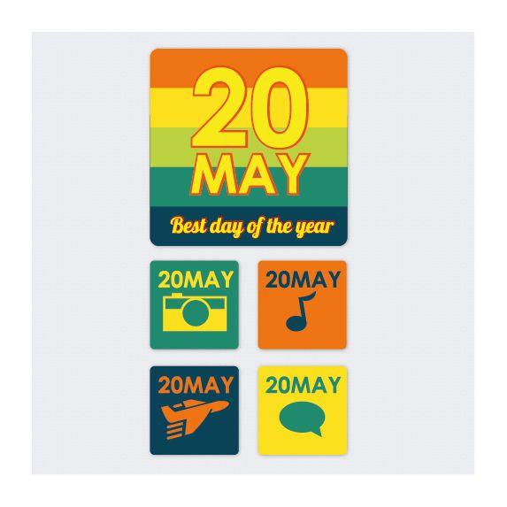 20MAY Project - дизайнер klyax