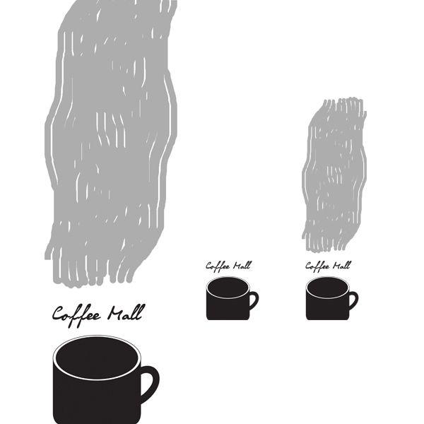 Фирменный стиль для компании КофеМолл - дизайнер grafushka2112