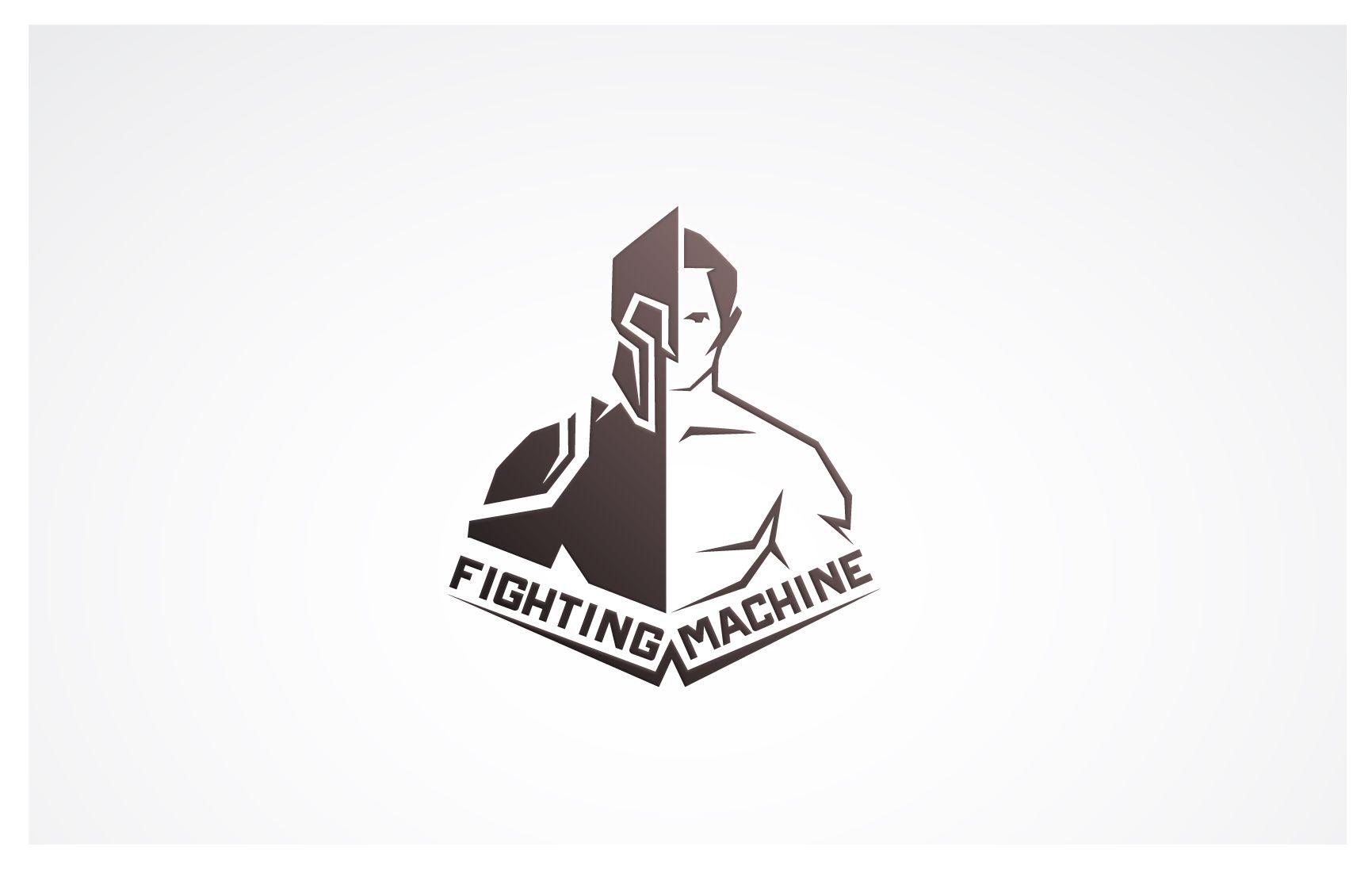 Логотип бренда спортивной одежды для единоборств - дизайнер Kov-veronika