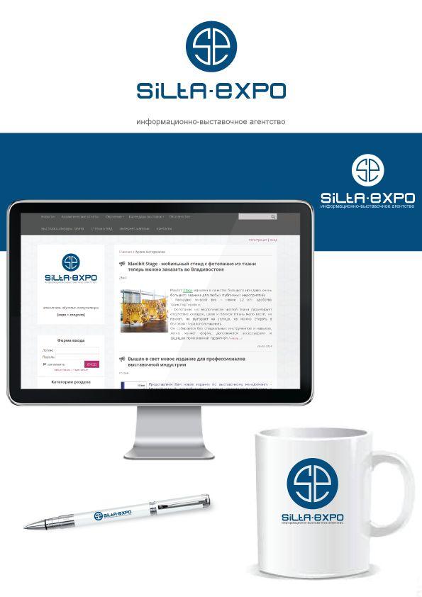 Логотип для Информационно-выставочного агентства - дизайнер peps-65