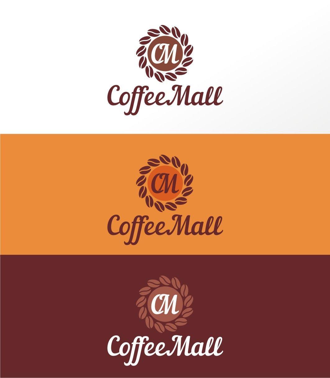 Фирменный стиль для компании КофеМолл - дизайнер ideograph