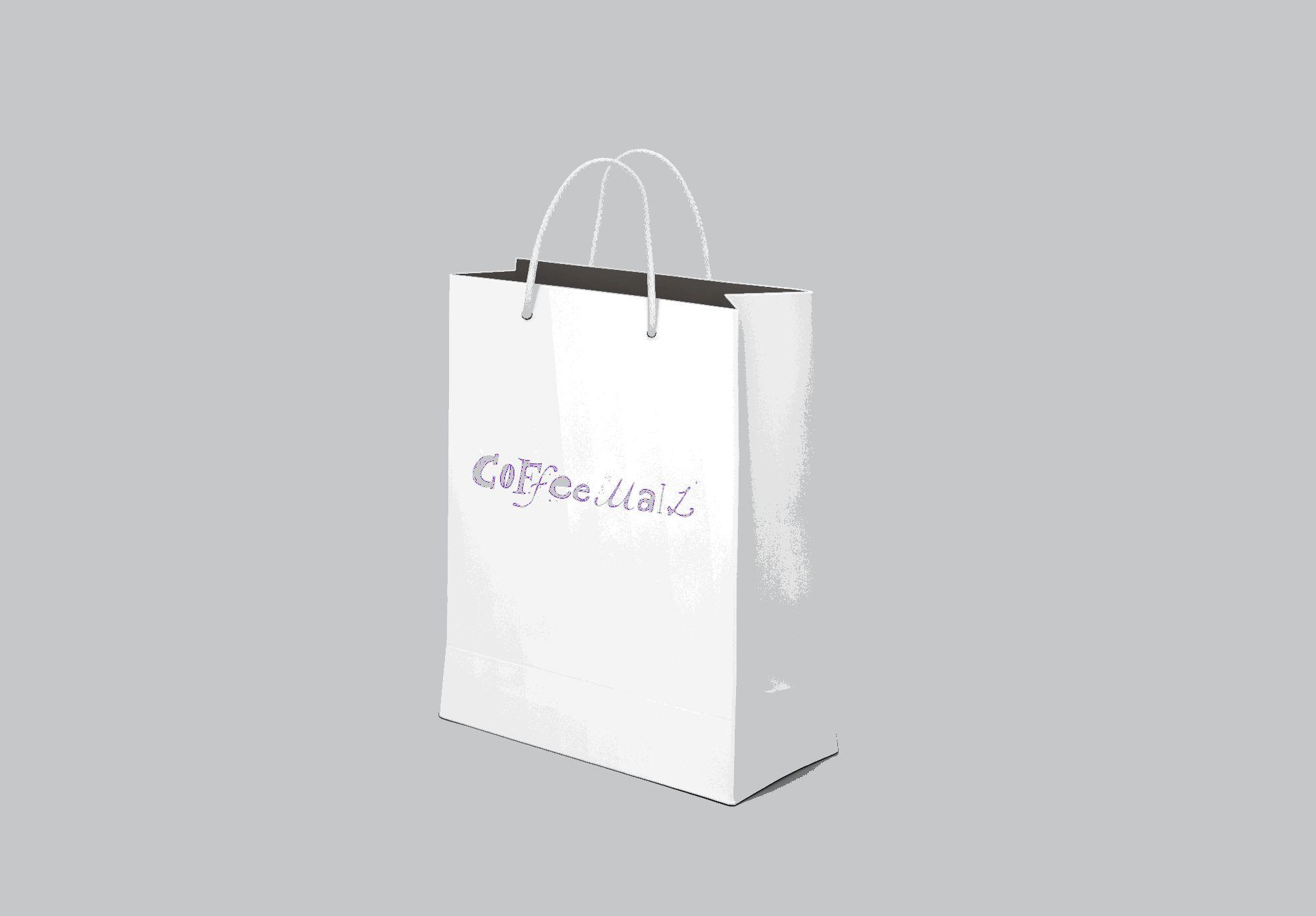 Фирменный стиль для компании КофеМолл - дизайнер AleksandraRybak