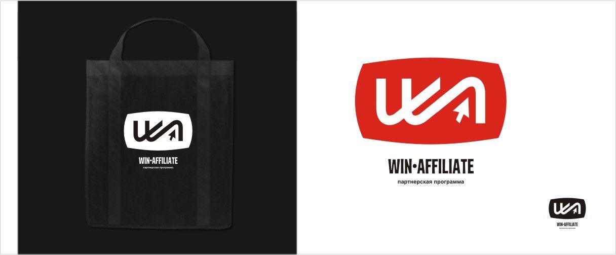Логотип для сайта партнерской программы - дизайнер arank
