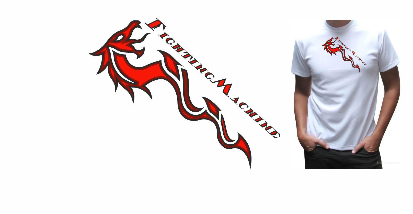 Логотип бренда спортивной одежды для единоборств - дизайнер Amaterasy25