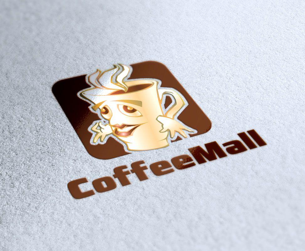 Фирменный стиль для компании КофеМолл - дизайнер zhutol