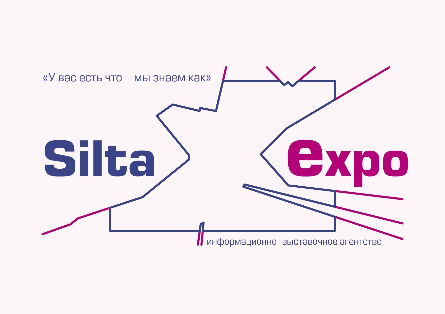 Логотип для Информационно-выставочного агентства - дизайнер ValeraPV