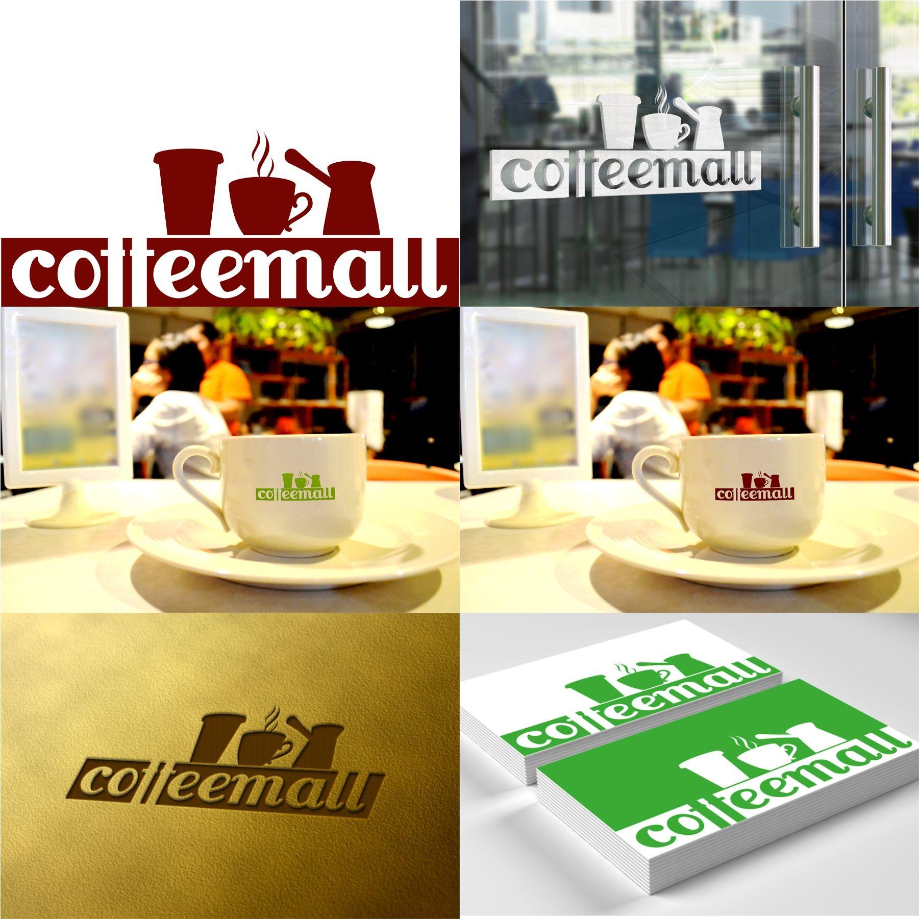 Фирменный стиль для компании КофеМолл - дизайнер dizkonenter
