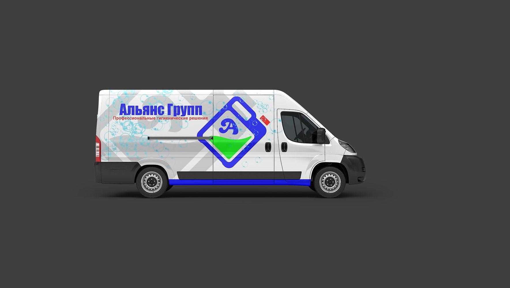 Логотип торгующей организации - дизайнер squire