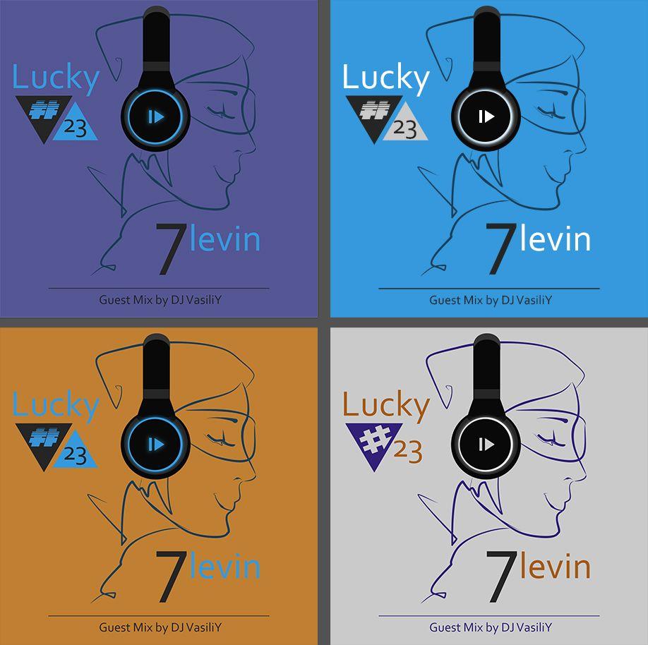 Обложка музыкального подкаста в iTunes - дизайнер Anustas