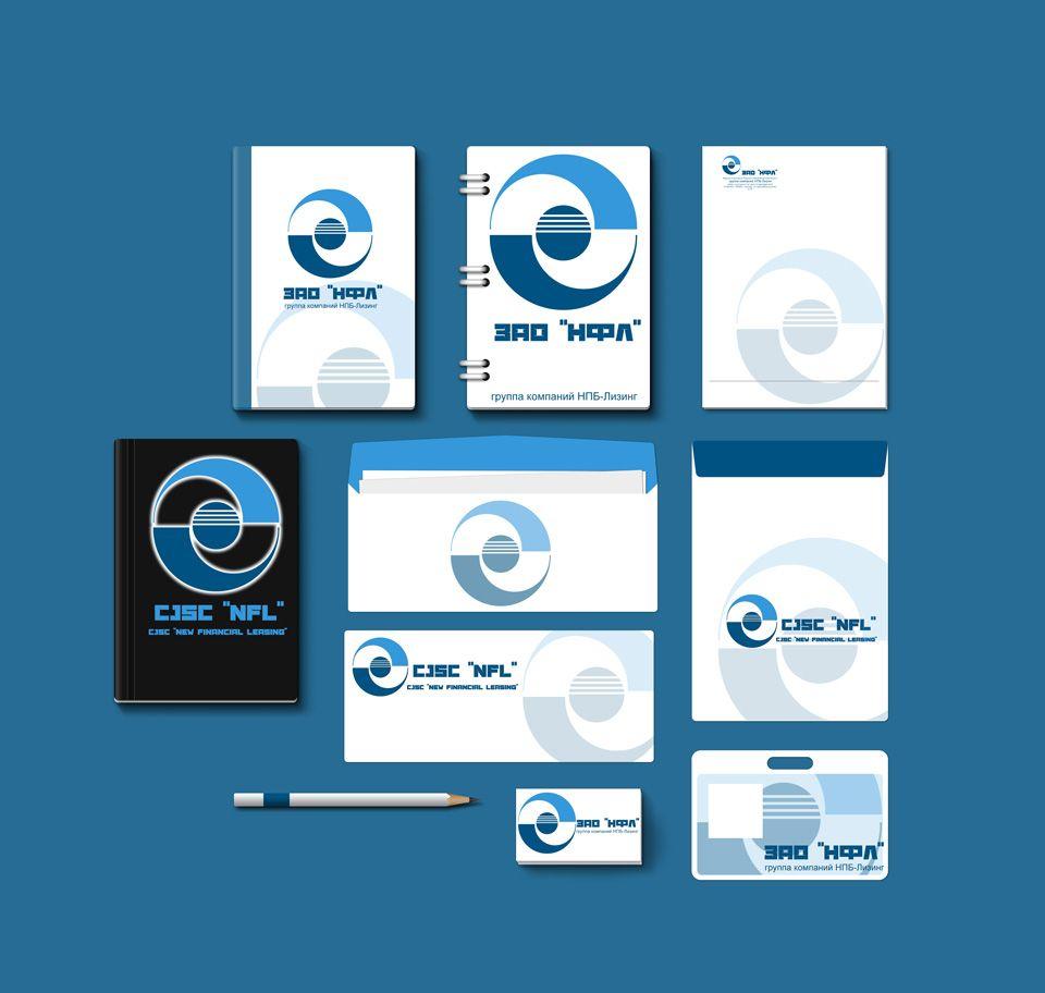 Фирменный стиль для лизинговой компании - дизайнер Advokat72