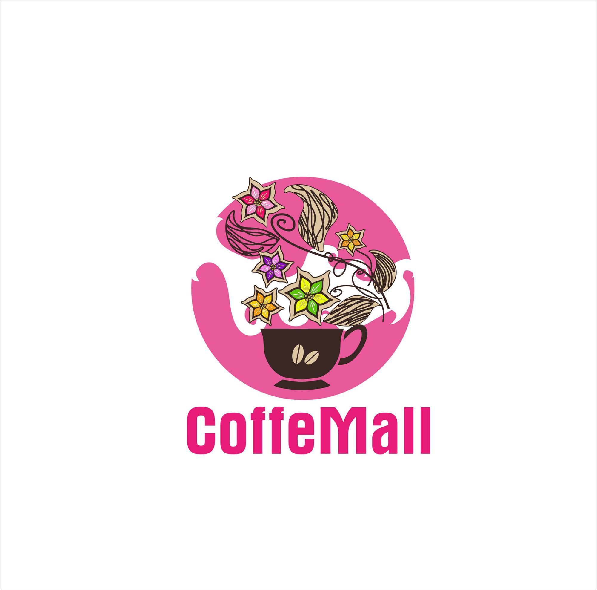 Фирменный стиль для компании КофеМолл - дизайнер Navsekaya