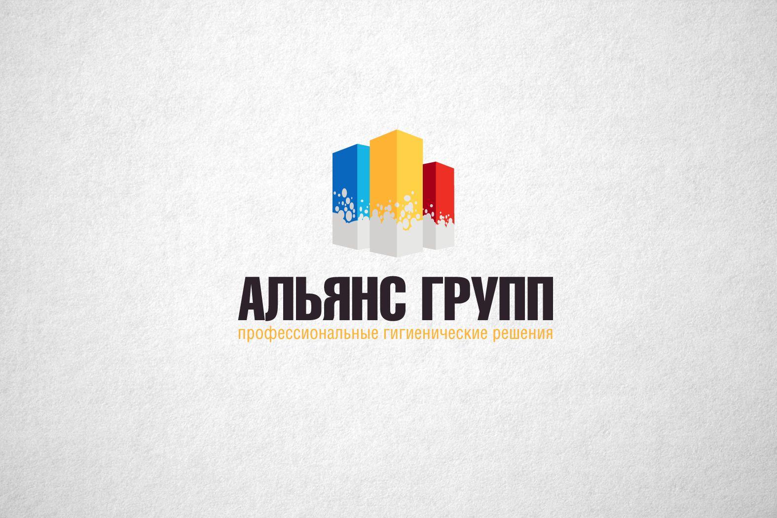 Логотип торгующей организации - дизайнер funkielevis