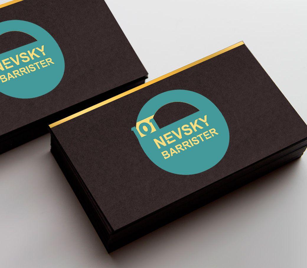 лого и фирменный стиль для адвокатского кабинета - дизайнер FONBRAND
