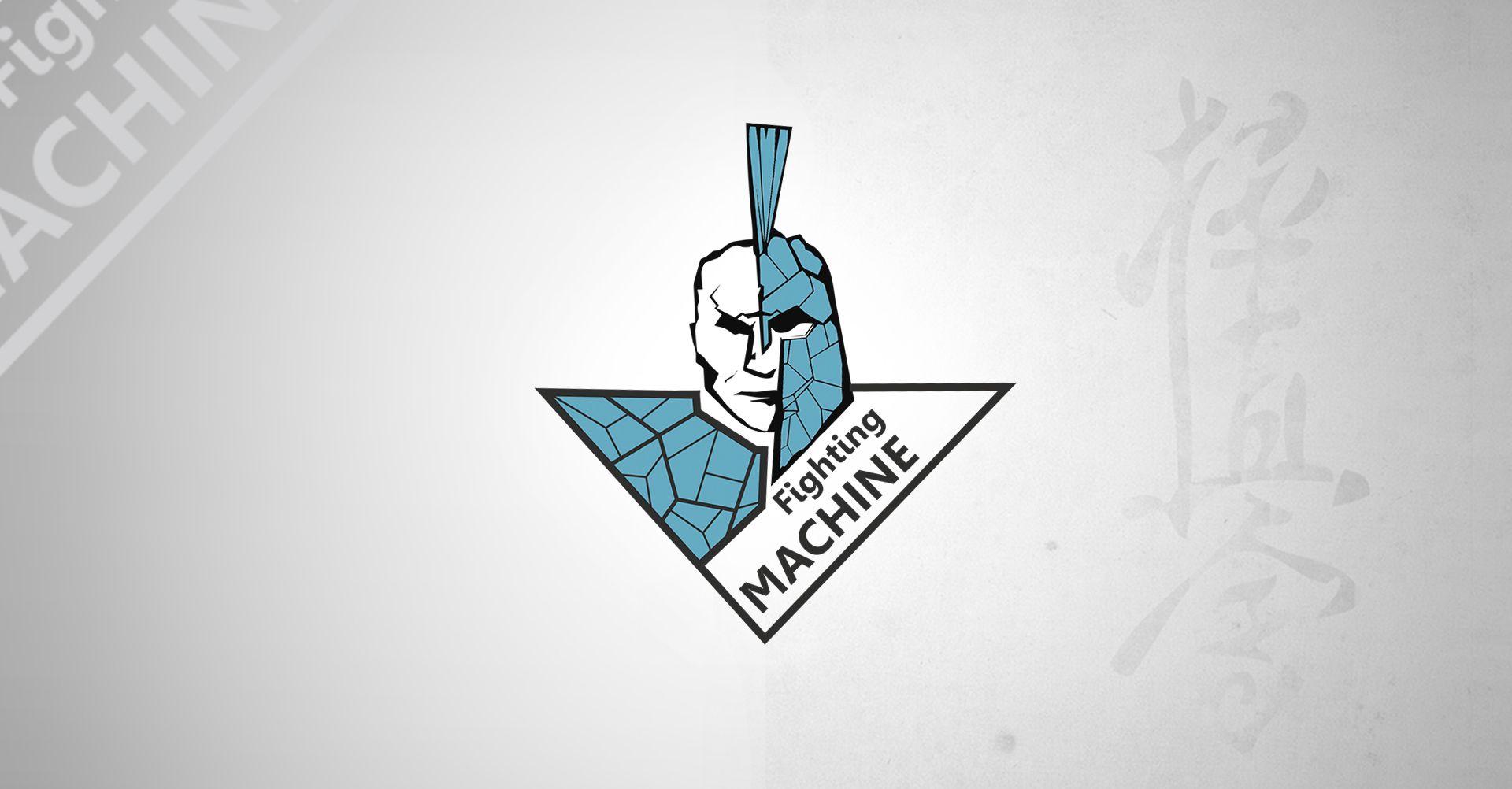 Логотип бренда спортивной одежды для единоборств - дизайнер Anustas