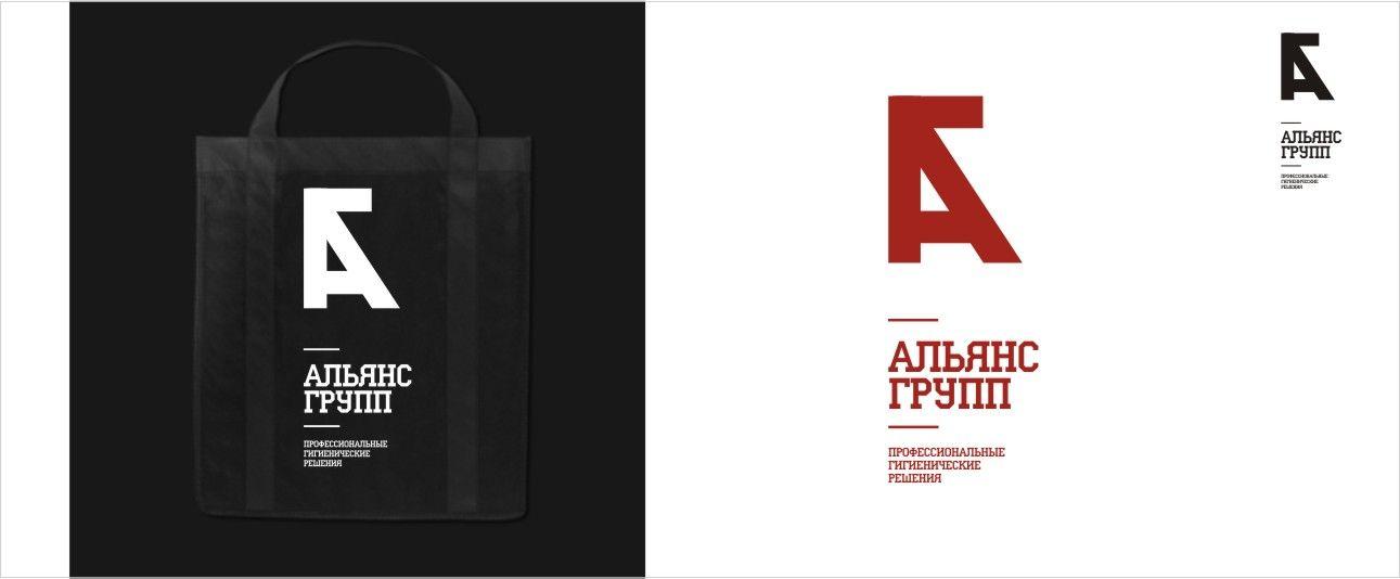 Логотип торгующей организации - дизайнер arank