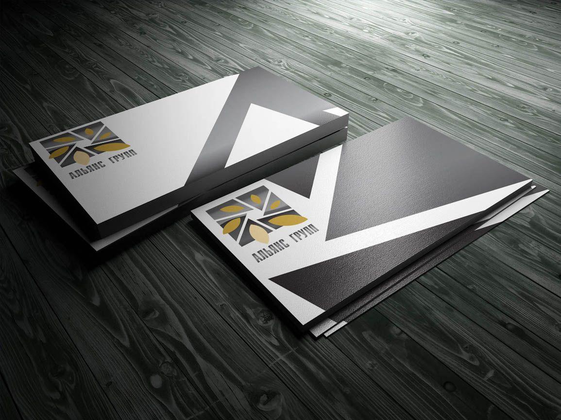 Логотип торгующей организации - дизайнер Jolia