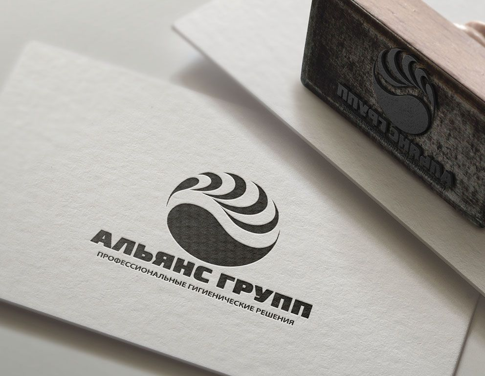 Логотип торгующей организации - дизайнер zhutol