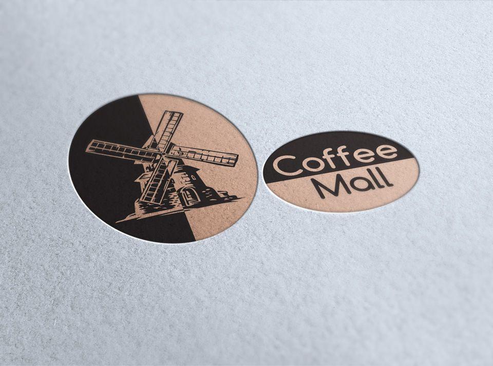 Фирменный стиль для компании КофеМолл - дизайнер Advokat72