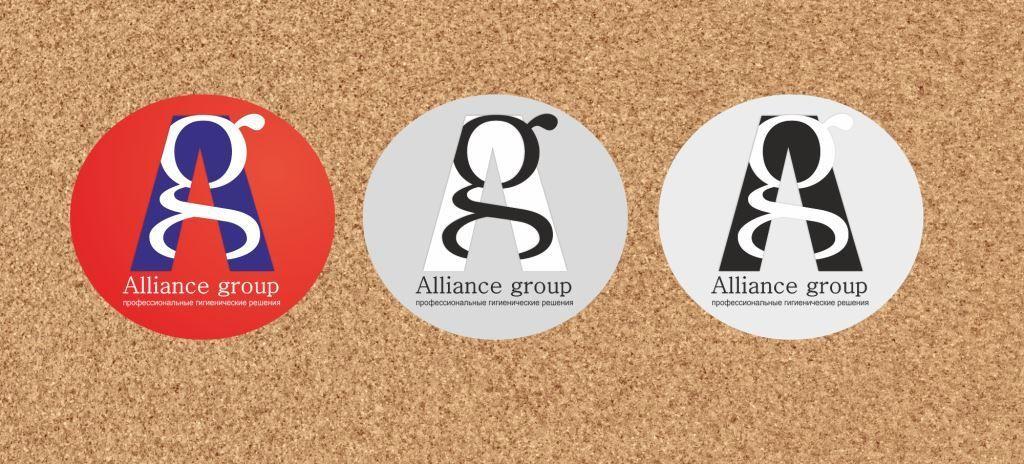 Логотип торгующей организации - дизайнер Chrispo