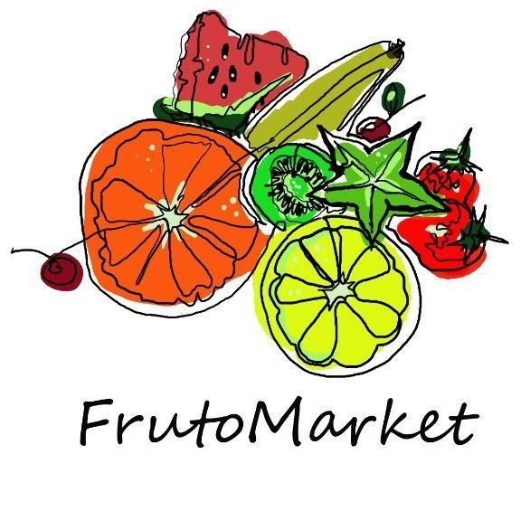 Логотип-вывеска фруктово-овощных магазинов премиум - дизайнер Marija_D88