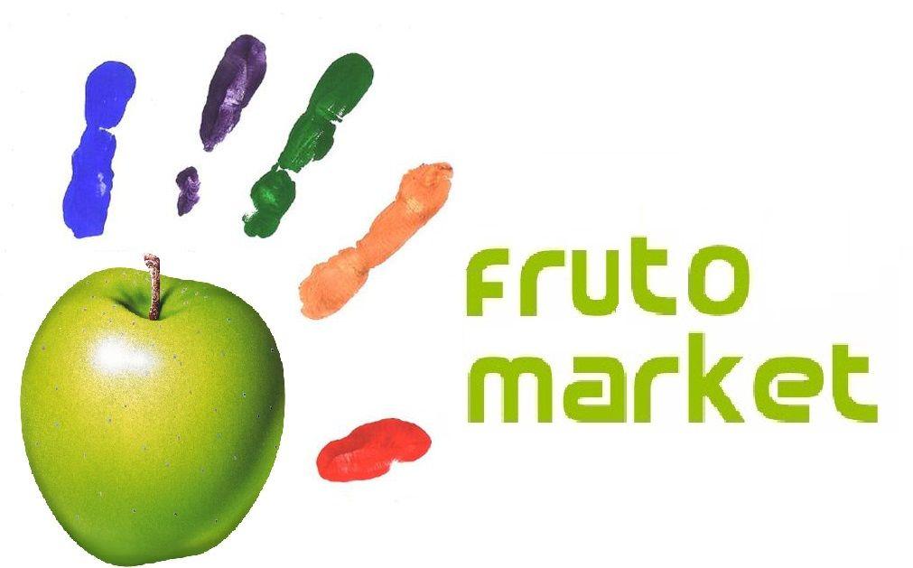 Логотип-вывеска фруктово-овощных магазинов премиум - дизайнер lirikon89