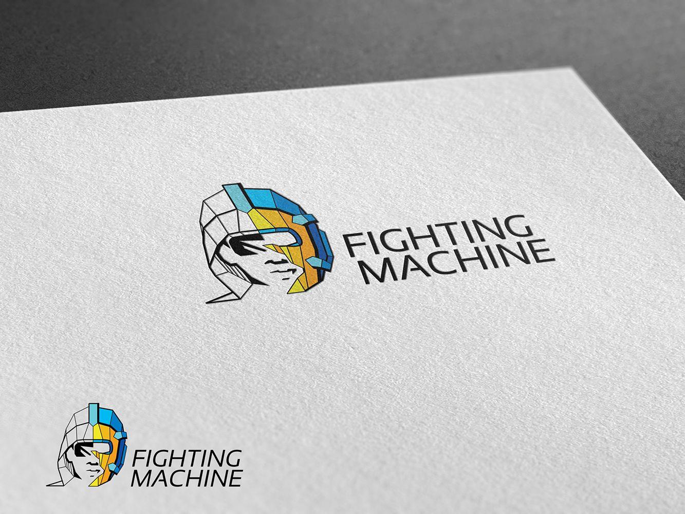 Логотип бренда спортивной одежды для единоборств - дизайнер Kartirinki