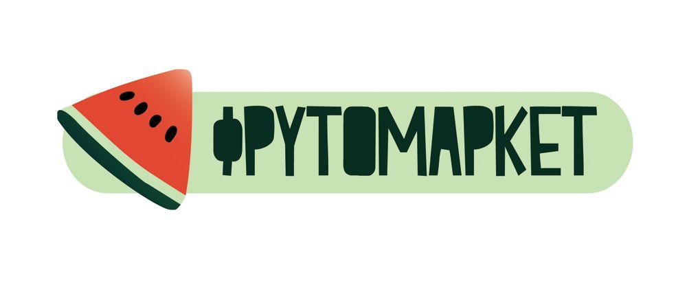 Логотип-вывеска фруктово-овощных магазинов премиум - дизайнер LisaTaiga