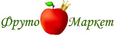 Логотип-вывеска фруктово-овощных магазинов премиум - дизайнер gagda82