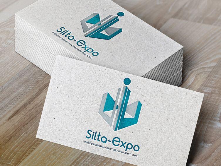 Логотип для Информационно-выставочного агентства - дизайнер Tallyra